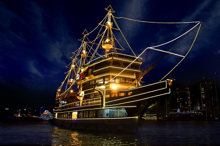 船长8号(海盗船)
