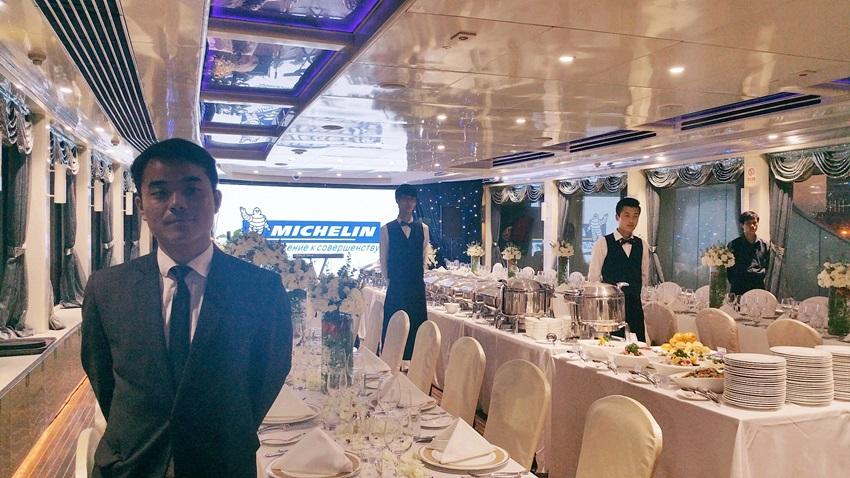 Michelin米其林-晚宴