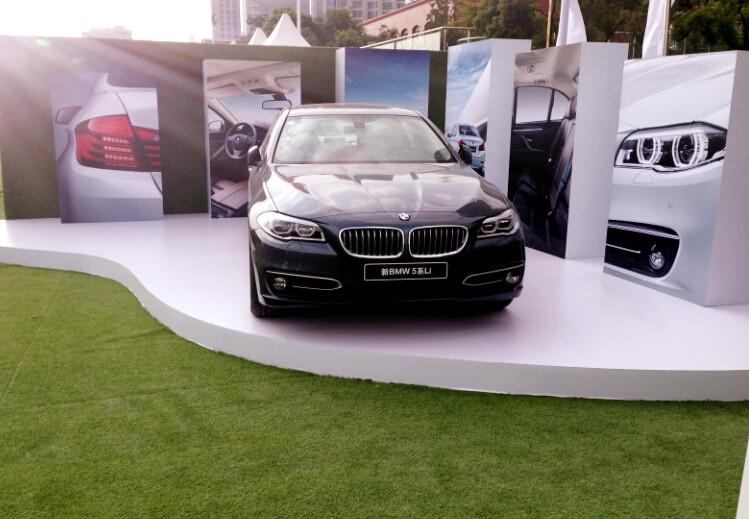 BMW宝马-新5系发布会