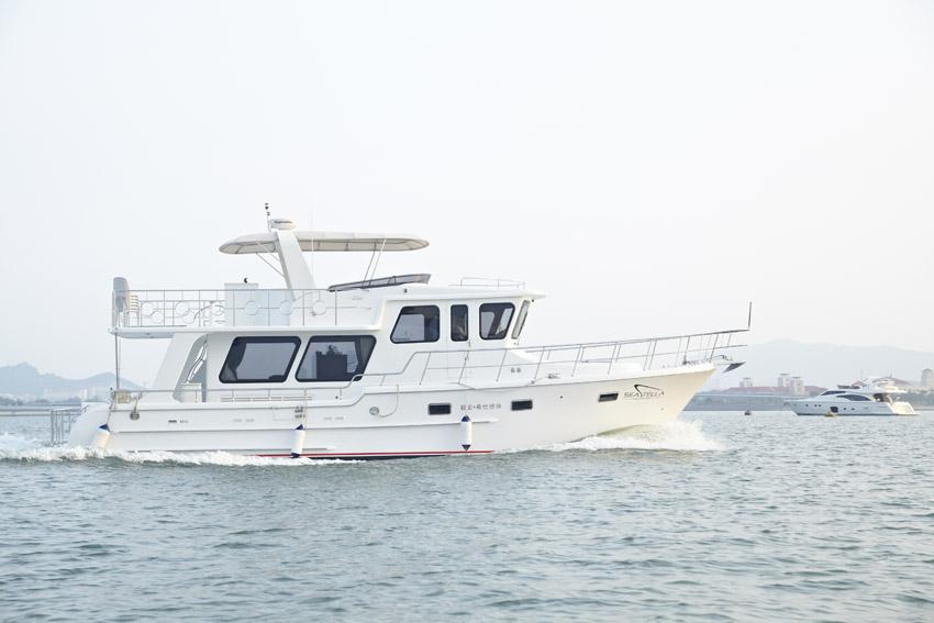 希仕德徕53'游艇